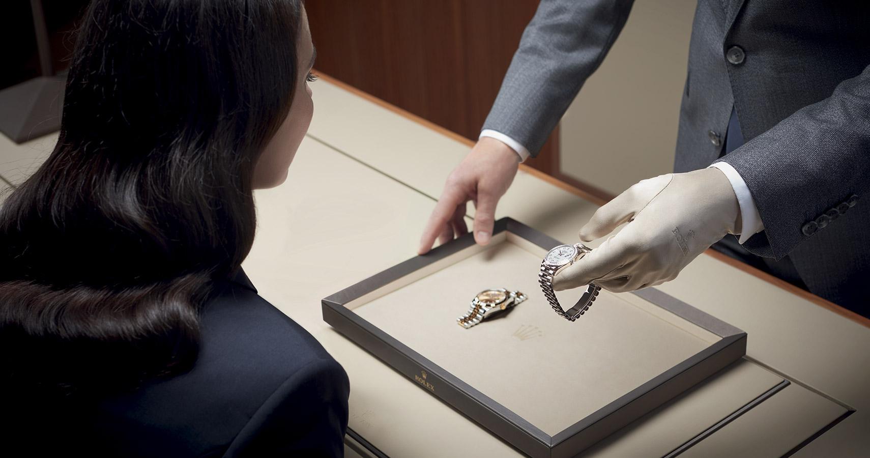 Fung Kuei - Official Rolex Retailer